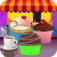 Coffee Shop Make and Bake app icon