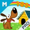 Pro 123 My First Numbers Kids App Icon
