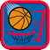 College Basketball Players / Coaches Quiz Pro app icon