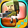 Block War PRO : The Final Mini Fortress Defense iOS Icon