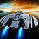 3D Spaceship Racing app icon