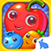 Fruit Story :Best free fun match 3 game app icon