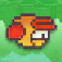 Upside-Down Bird : Flappy Game app icon