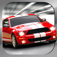 3D Real Street Drag Race iOS Icon