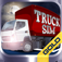 Truck Sim: 3D Night Parking app icon