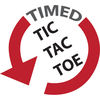 Timed Tic-Tac-Toe app icon