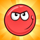 Red Ball 4 iOS Icon