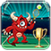 Monster Flick Tennis app icon