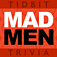 Tidbit Trivia for Mad Men app icon