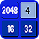 A Multiplayer 2048 Number Puzzle & Logic Games for Free app icon
