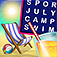 Epic Summer Word Search App Icon