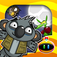 Koala Zombie Slayer App Icon
