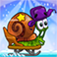 Winter Snail iOS Icon