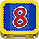 Eights - Number Puzzle app icon