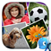 4 pics Kids Puzzle: Word Guess game for girls and boys ,Top brain teaser educational app with candy theme app icon