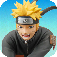 Ultimate Ninja 3D Battle Run: Naruto Shippuden Edition- The Unofficial Game app icon