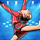 American Gymnastics Girly Girl Game iOS Icon
