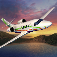 Airplane Fly Hawaii iOS Icon