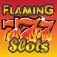 Flaming 7's Slot Machine iOS Icon