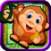 Hungry Monkey Pro: Banana Mania app icon