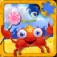 Animated Puzzle for Kids and Toddlers app icon