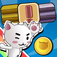 Super Cat Kaka : jump bros top fun best cool free games for kids boys baby girls game iOS Icon