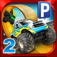 3D Monster Trucker Parking Simulator 2 App Icon
