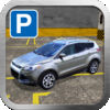 SUV Parking Garage 3D Sim plus iOS Icon