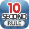 10 Second Rule app icon