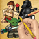 How To Draw : Starwars for Lego app icon