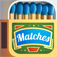 Puzzles with Matches Deluxe app icon