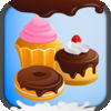 Cupcake Bakery Blitz iOS Icon
