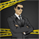 Crime Scene Investigation App Icon