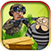 A Captain Trench His Bandit Attack Pro iOS Icon