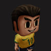 Tap Soccer game iOS Icon