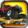 A Monster Truck Nitro Mayhem Destruction Pro iOS Icon