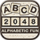 2048 Alphabetic Fun App Icon