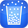 100 Falling Mini Balls Plus – Drop into the Glass Cup App Icon