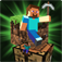 Minecraft Block World Pocket 3D and Survival Mini Games iOS Icon