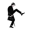 Monty Python's The Ministry of Silly Walks iOS Icon