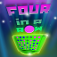 Four in a Row best kids board game iOS Icon