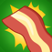 Make it Rain: the Love of BACON Game app icon