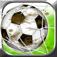 3D Soccer Cup Flick Kick Simulator Game iOS Icon