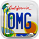 What's the Plate? ~ guess the personalized vanity plates iOS Icon