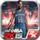 My NBA 2K15 iOS Icon