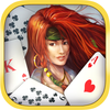 Pirate Solitaire. Sea Wolves app icon