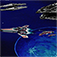 Galactic Battlestar Invaders app icon