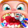 Dentist Mania: Doctor X Crazy Clinic iOS Icon