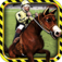 3D Horse Derby iOS Icon