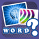 A picture and a word app icon